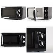 Compact Microwave Oven Small W 600w 0 6 Cu Ft Black Apt Dorm Home Office Seniors