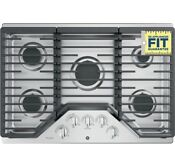 Ge Profile Pgp7030slss Gas Cooktop 30 Stainless Steel 5 Burner Msrp 1 200 New