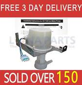 Wp 2217220 For Whirlpool Ice Machine Maker Water Pump Ap6006664 Ps11739740