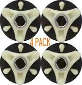 285753a 4 Pack Washer Motor Coupler Metal Insert For Whirlpool Kenmore New