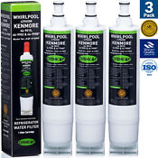 Fits Whirlpool 4396508 4396510 Edr5rxd1 Filter 5 Comparable Water Filter 3 Pack