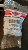 Whirlpool Refrigerator Relay Capacitor Factory Certified Part 67006453