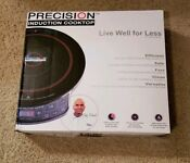 Precision Induction Cooktop By Hearthware Live Well For Less Portable Stove