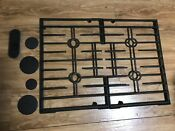 Maytag Stainless Steel Gas Range Parts Knobs Burner Caps Oven Racks Grates