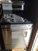 Stainless Steel Gas Stove Oven Range Frigidaire