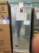 Sub Zero 30 Integrated Column Refrigerator With Internal Dispenser Panel Ready
