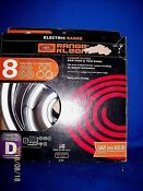 Range Kleen Style D For Ge 1056rge8 Electric Range 4 Drip Pans 4 Trim Rings