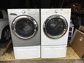 Frigidaire Affinity Dryer And Washer
