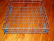 Kenmore Whirlpool Dishwasher Lower Rack W Wheels W10720474 Complete