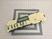 New Oem Bosch Washing Machine Main Control Board 00670407