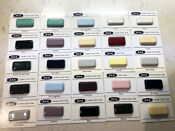 Aga Cooker Or Legacy Atc3 Color Samples For Comparison With Your Kitchen Cabinet