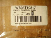 Touchpad And Control Panel Wb36t10217 New In The Box