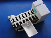 New Oem Ge Refrigerator Ice Maker Assembly Wr30x10093