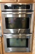 True Convection Professional Series Stainless Steel Frigidaire Double Wall Oven