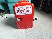 Coca Cola Retro Mini Refrigerator Personal Fridge