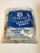 Ab Maytag 3 13538 Heavy Duty Dryer Heating Element 313538 New Old Stock