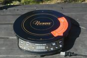 Nuwave Precision Induction Cooktop Gold 1500 Watts Counter Top Model 30201 Ar