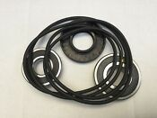 Lg Steam Washer Dryer Combo Drum Shaft Tub Seal Bearing Kit Wd14030fd Wd14030fd6