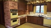 Vintage Ge Double Wall Oven