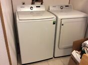 Samsung Dryer And Cloths Washer