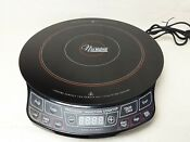 Nuwave Precision Induction Cooktop Model 30121 Tested And Working Perfectly