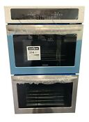 30 Stainless Steel Electric Double Wall Oven