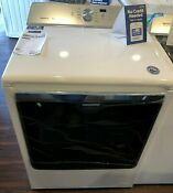 New Open Box Maytag 8 8 Cu Ft White Front Load Electric Dryer Medb835dw