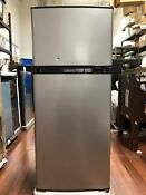 Frigidaire Ffps4533um 4 5 Cu Ft Top Freezer Refrigerator Silver Local Pick Up