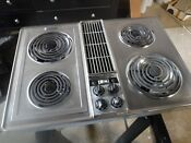 Jenn Air C202 Stainless Downdraft Cooktop