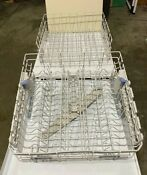 Kenmore Upper Top And Bottom Lower Dishwasher Rack Set Model 665 Quick Shipping
