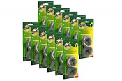 24 Premium Lint Traps With 24 Long Lasting Ties For Washing Machines By Light X2
