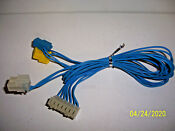 Bosch Motor Control Board 9000004017 Wire Harness Look Pic Washing Machine Part