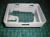 Samsung Front Loader Washer Parts Wf330anb Xaa 01 Used Drain Box Plastic