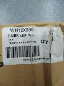 Wh12x966 Ge Washing Machine Timer Asm