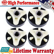4pack Lp753a Washer Motor Coupling For Whirlpool Kenmore 285753a 1195967 280152