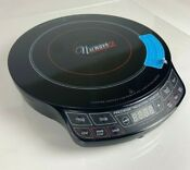 Nuwave Precision 2 Induction Cooking System Stove Cook Top Model 30151