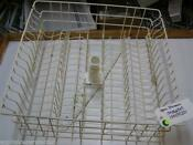 Frigidaire Dishwasher 154866505 154295201 Upper Rack Used Part See Note