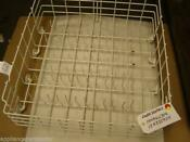 Frigidaire Dishwasher 154866702 154320904 Lower Rack Used Part See Note