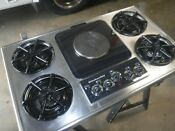 Kitchen Aid Vintage Gas 36 Cooktop Gas And Elect