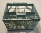 Universal Dishwasher Cutlery Silverware Utensil Basket Holder Blue Plastic Nm