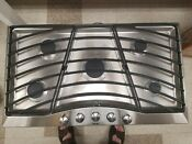 Viking 5 Burner Gas Cooktop