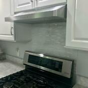 30 In 250 Cfm Under Cabinet Range Hood W Leds In Stainless Steel Ducted