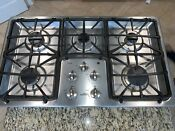 Ge Profile Series 36 Built In Gas Cooktop Pgp966set5ss