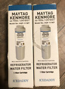 2 Icedaddy Refridgerator Water Filter Compatible Maytag Kenmore 46 9006 Ukf8001