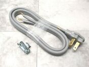 New 3 Wire 50a Amp Range Oven Appliance Electric Heavy Duty Power Cord 5 Ft