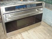 Wolf So36u S Used 36 Built In L Series Stainless Steel Electric Oven