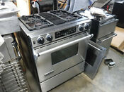 Jenn Air Downdraft Stainless Duel Fuel Range Jds9860aap