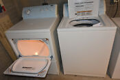 Kenmore Branded Whirlpool Washer Dryer Set Nos New Extra Large Capacity