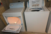 Whirlpool Branded Kenmore Washer Dryer Set Nos New Extra Large Capacity