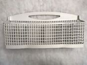 Frigidaire Dishwasher Silverware Basket Tray 154556101 Dishwasher Oem White